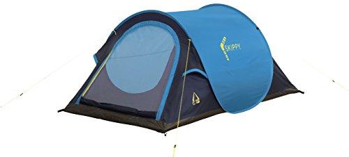 best-camp-skippy-2-tenda-blu-scuro-celeste-220-x-120-x-90-cm