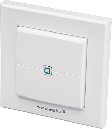 Preisvergleich Produktbild Telekom SmartHome eQ-3 Wandtaster (IP), 1 Stück, 40296223