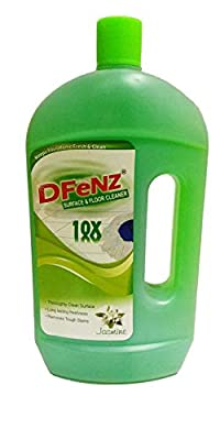 DFenz Disinfective Floor Cleaner(Jasmin) (1Ltr)