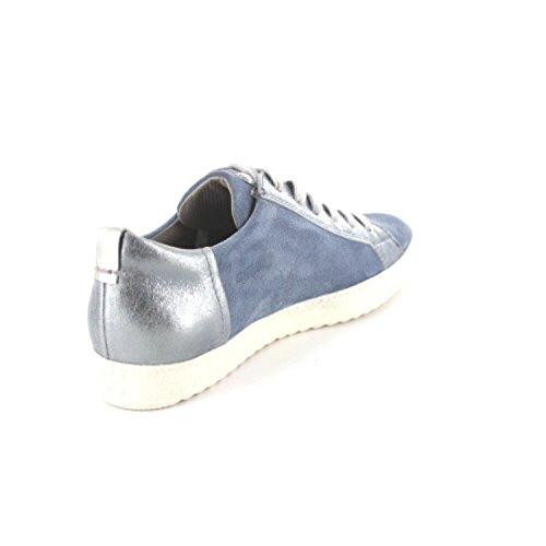 paul green 4428-079 femmes Chaussures à lacets Bleu