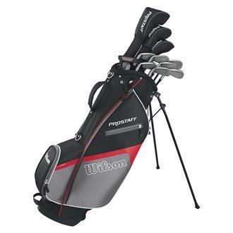 wilson-pro-staff-hdx-palos-de-golf-color-negro-talla-pro-staff-1345-spblh-set-15-piezas