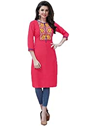 Fashion Forever Women's cotton Kurti (FFR-16)