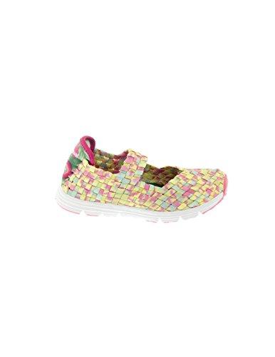 Ungleiche Schuh Camping 2 Multicolor Mehrfarbig