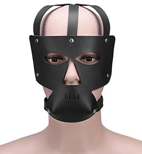 Sexy Maske - Pferd Tierkopf Maske Neuheit Kostüm Pferdekopf Maske Unisex Maske, kann für Ball Cosplay Erwachsene Sex Toys verwendet ()