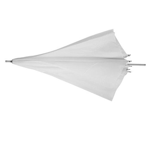 40 pulgadas / 103cm Suave Paraguas de Flash de Blanco Traslúcido para Estudio Fotográfico