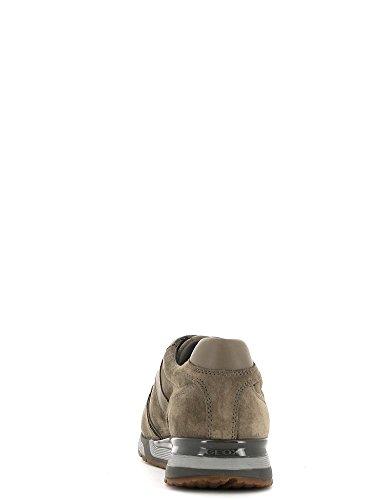 Uomo scarpa sportiva, colore Beige , marca GEOX, modello Uomo Scarpa Sportiva GEOX U KOBI A Beige Olive