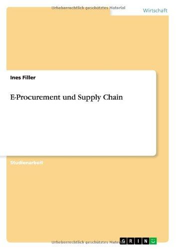 E-Procurement und Supply Chain