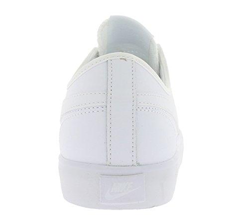 Nike Herren Primo Court Leather Turnschuhe Blanco (Blanco (White/White))