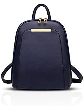 NICOLE&DORIS Neuer Trend Rucksack Umhängetasche Damen / Frauen Dual-Use-College Wind Mode Reisetasche für Studenten