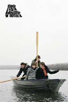 Music - Alternative Rock Posters: Arctic Monkeys - Boat Poster - 91.5x61cm