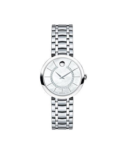 Orologio da donna Movado 1881 Automatic Diamond 0606920