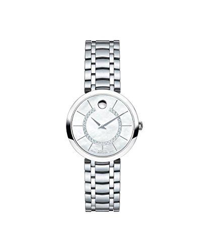 Movado 1881 Montre Automatique Diamant pour Femme 0606920