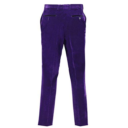Xposed Herren Anzugjacke * One size Trouser-Purple