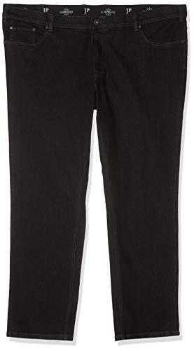 JP 1880 Herren große Größen bis 66, Jeans, Denim-Hose im 5-Pocket-Style, Stretch-Komfort, elastischer Bund & Regular Fit Black 64 708067 11-64