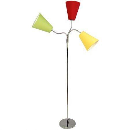 lounge-zone Marken Stehlampe Stehleuchte Standleuchte Leselampe Jugendlampe Leuchten FLEXA Blickfang...