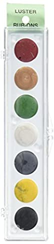craf-t Produkte Nr. 4Metallic rub-on Paint Set (Rub Ons Craft)