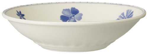 Villeroy & Boch Farmhouse Touch Blueflowers Suppenschale 25 cm Boch Farmhouse