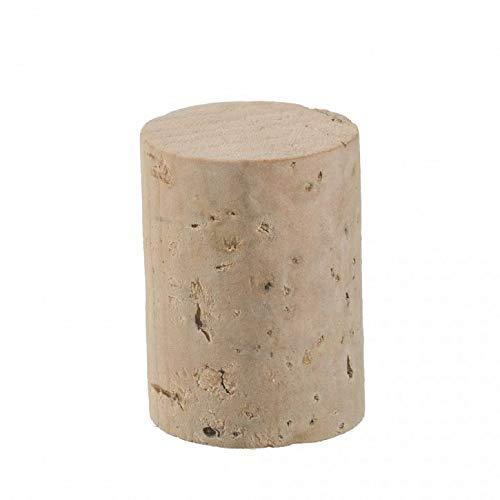 Efco Fil en liège 42 x 24 mm. Lot DE 10, en liège, Marron