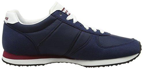 Le Coq Sportif Bolivar Classic, Sneakers Basses Adulte Mixte Bleu - Bleu