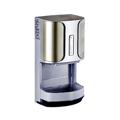 Handtrockner-Bad WC High Speed Automatische Händetrockner (heiß und kalt Einstellbar)