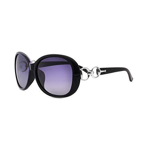Tclothing Luxus Transparent Deman polarisierten Sonnenbrillen Frauen Kunststoff Schutzbrillen Brillen