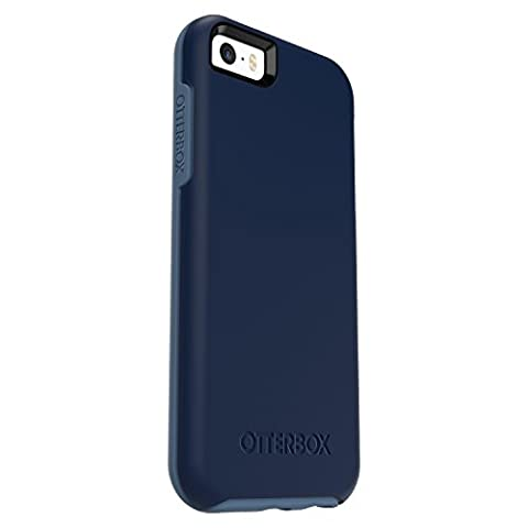 OtterBox Symmetry for Apple iPhone 5/5S/SE - Whetstone Blue