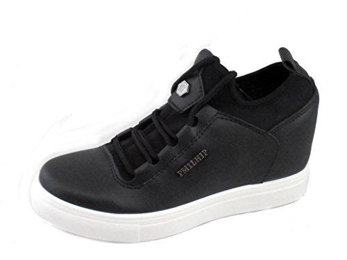 Rebelde , Damen Sneaker Schwarz