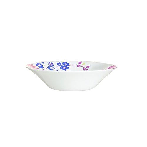 Luminarc 8012313.0 Covent Garden Alys Lot de 6 Coupelles Opale Rose 18 x 18 x 4,5 cm