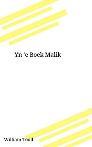 Yn 'e Boek Malik (Frisian Edition)