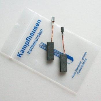 Preisvergleich Produktbild Kohlebürsten 5x8x19 mm für Bosch GBH 2 SR,GBH 2-24 DS,GAH 500 DSE