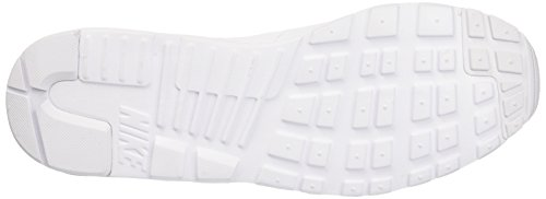 Nike Herren Air Max Tavas Turnschuhe Elfenbein (White/white/black)