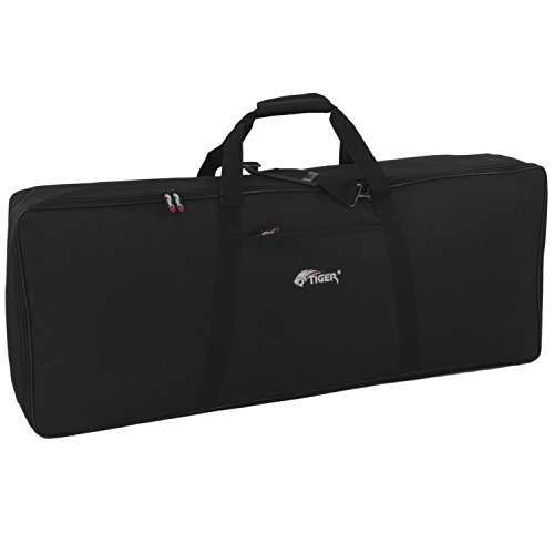 Tiger 61 Key Keyboard Bag With Straps 970x375x140mm