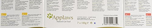 Applaws Cat Food Pate Multipack Fresh Selection 7x100g 1