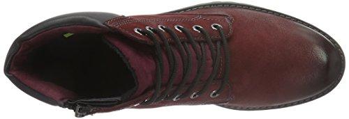 Tamaris Damen 25210 Kurzschaft Stiefel Rot (Bordeaux 549)