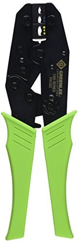 greenlee-1305-insulated-terminal-and-lug-crimper-22-10-awg-by-greenlee-textron