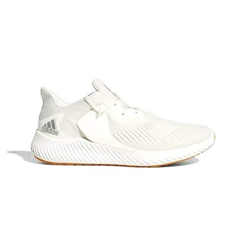 adidas Herren Alphabounce Rc 2 M Laufschuhe, Weiß Off Silver Met./Cloud White, 44 EU