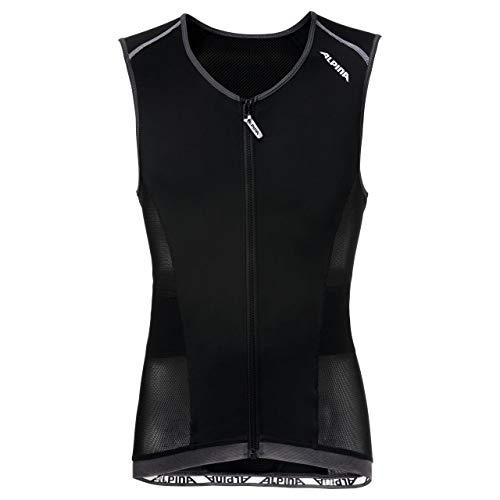 ALPINA Herren JSP 3.0 Men Vest Protektor, Black-White, M