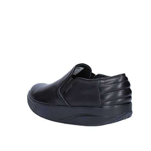 MBT Sneakers Donna Pelle Nero