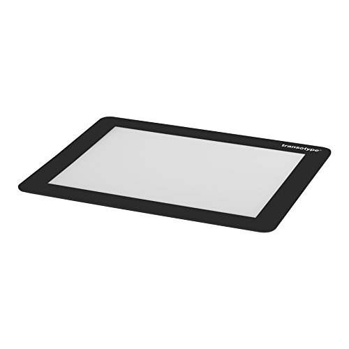 transotype LED Leuchttisch DIN A3, stufenlos dimmbar, auch in DIN A4 auswählbar, LED DRAWING LIGHT TABLE