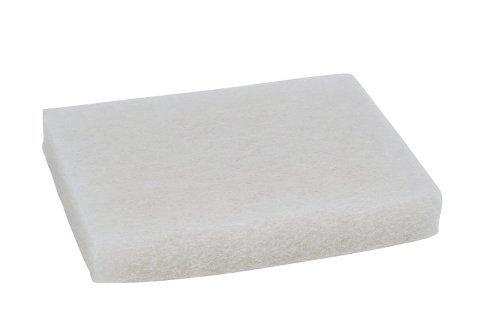scotch-brite-9030-light-duty-scrubbing-pad-5-length-x-3-1-2-width-white-case-of-40-by-3m