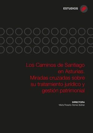 Los Caminos de Santiago en Asturias. Miradas cruzadas sobre su tratamiento jurídico y gestión patrimonial (Investigaciones de Ciencias Jurídico Sociales)