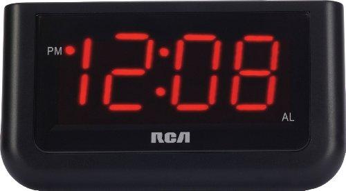 RCA rcd30Hohe Qualität Wecker mit LED Display Audiovox Portable Radio