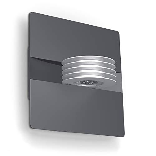 LED-Außenwandleuchte Inkl. LEDs, 9 W, 480 lm, Neutralweiß (4.100 K)