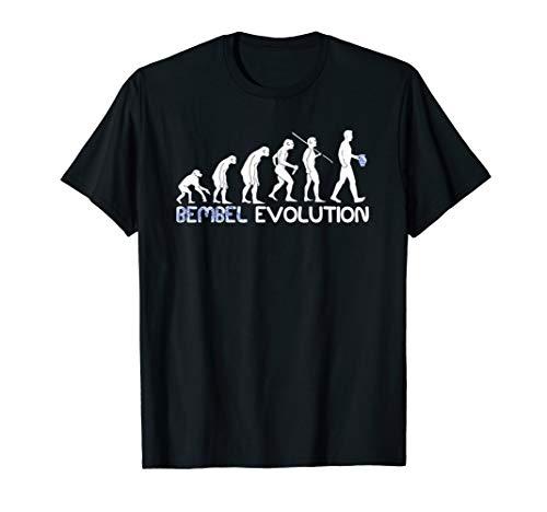 Herren Lustiges Bembel Evolution T-Shirt Ebbelwoi Frankfurt Hessen