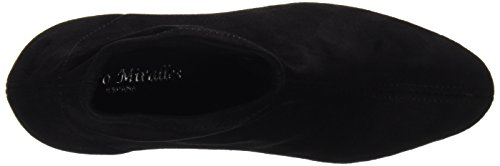PEDRO MIRALLES Damen 29023 Kurzschaft Stiefel Schwarz (Black)