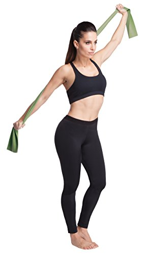 Esbelt Workout Leggings High Performance Emana Compression Gym Leggings: ES7001