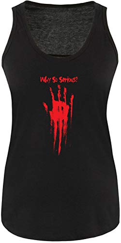 Verkleidung | Why so serious | Partnerverkleidung Tanktop Damen ()