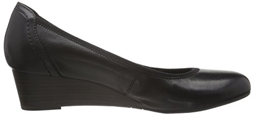 Tamaris Damen 22320 Pumps Schwarz (Black 001)