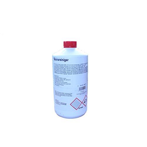 Unbekannt Infraworld Saunareiniger Spezialreiniger 1 L Sauna und Infrarotkabinen S2277 (Parkett Desinfektionsmittel)