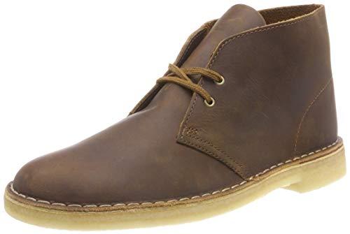 7c5c7972050068 Clarks Originals Desert Boots Homme, Marron (Beeswax Leather) 41 EU